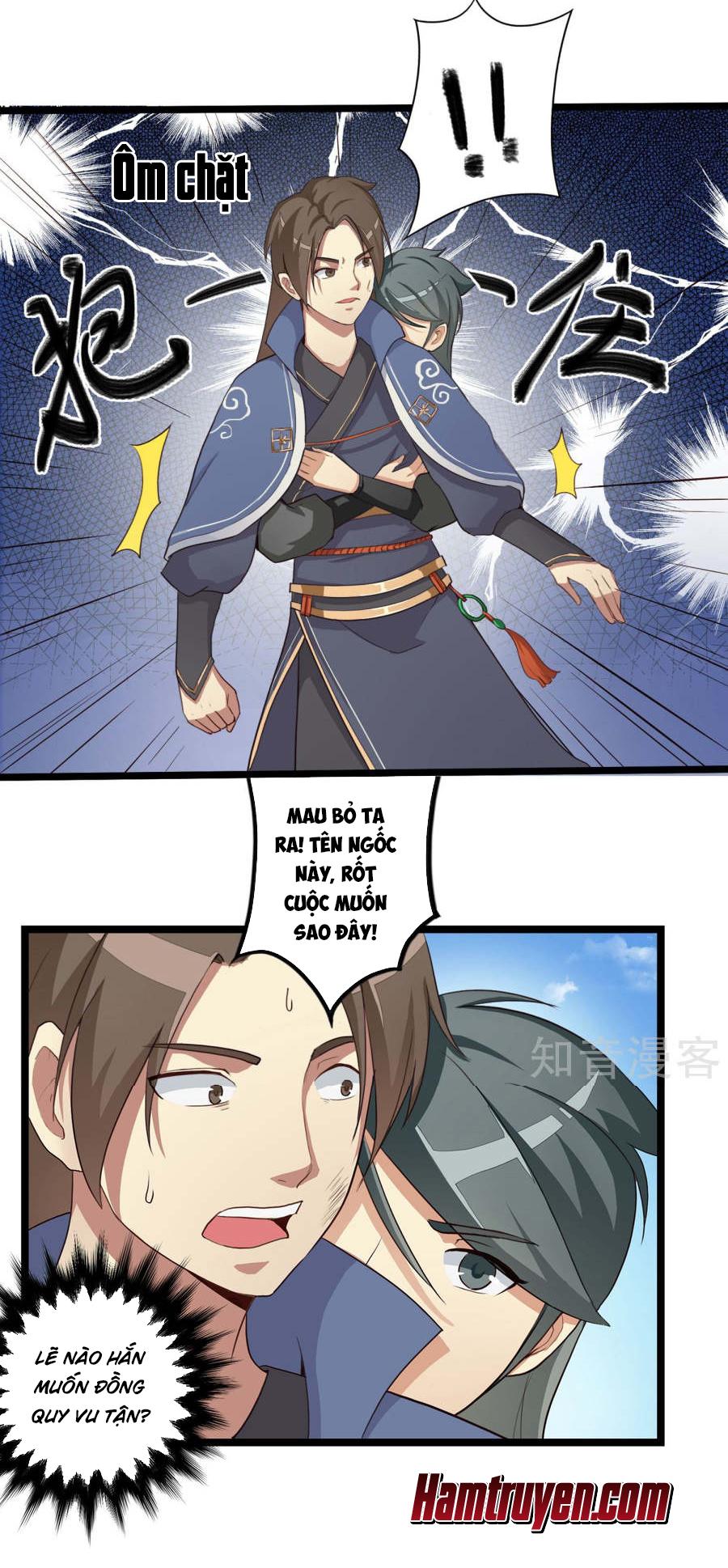 Cuồng Đồ Tu Tiên - Chap 16