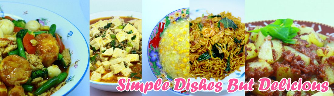 Simple Dishes but Delicious