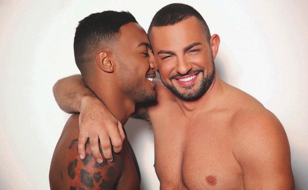 Marcus Collins Robin Windsor