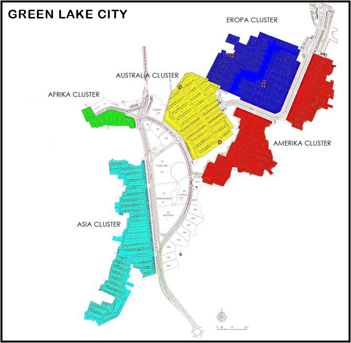 Master Plan Green Lake City
