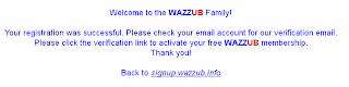 اربح مرتب شهرى مع موقع التواصل الاجتماعي wazzub + شرح الموقع بالصور