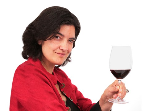 The Wine Detective - Sarah Ahmed