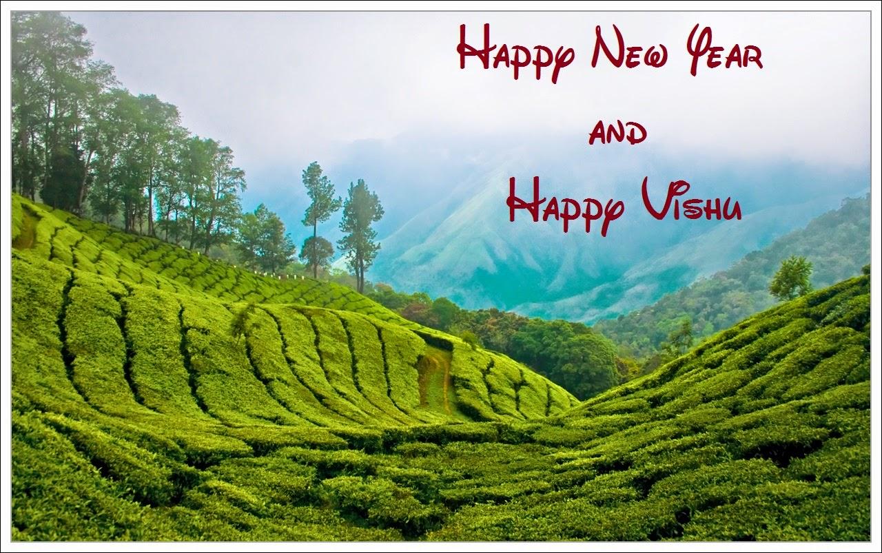 Download Vishu Wishes HD Cards for Whatsapp Friends - Festival Chaska