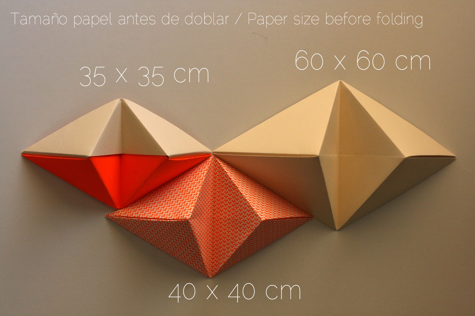 Origami Display Stand Inspiration OPENstudio 40 18