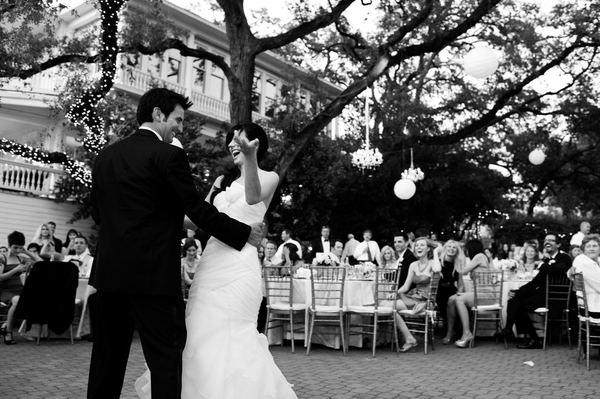 Allan House Wedding On Style Me Pretty Texas