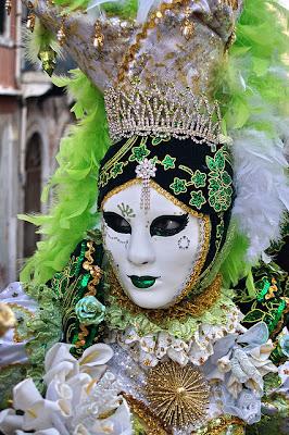 Máscaras de carnaval veneza
