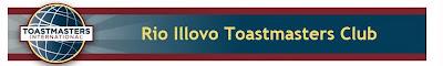 Rio Illovo Toastmasters Club