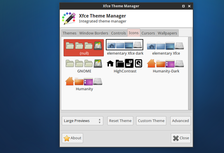 Xfce Theme Manager: A Single GUI To Change Any Xfce Theme (With ...