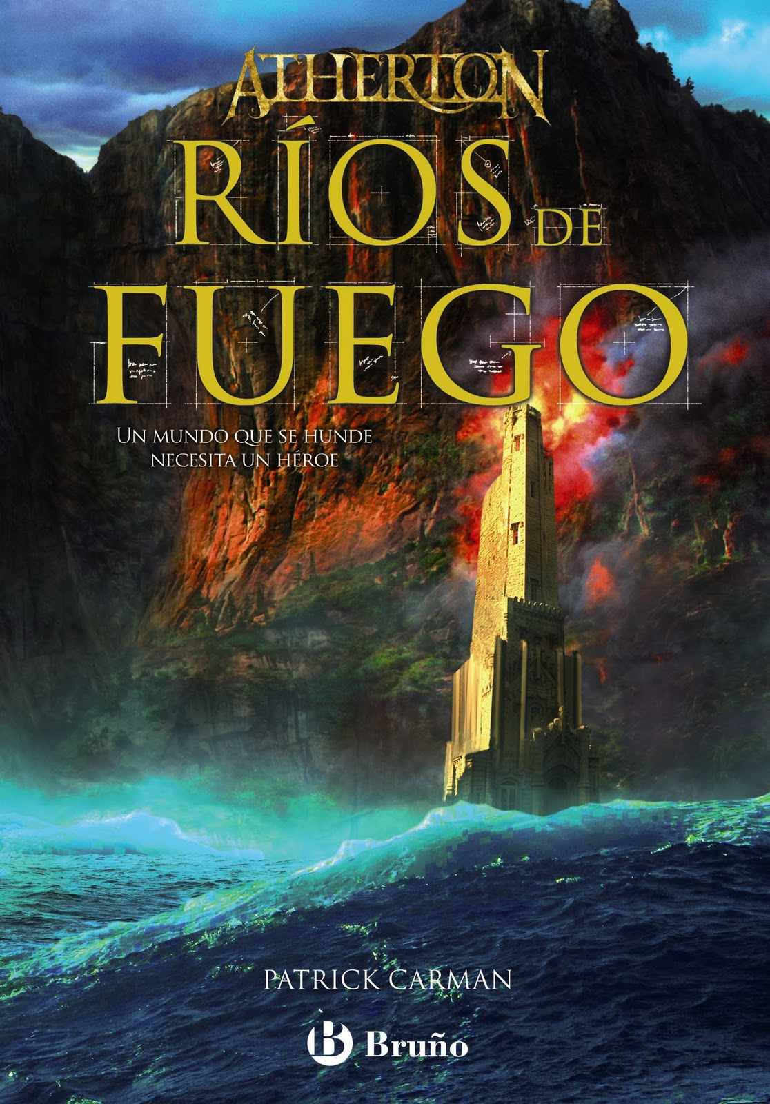 atherton-libro-segundo-rios-de-fuego-patrick-carman-recomendaciones-interesantes-libros-opinion-literatura-blogs-blogger
