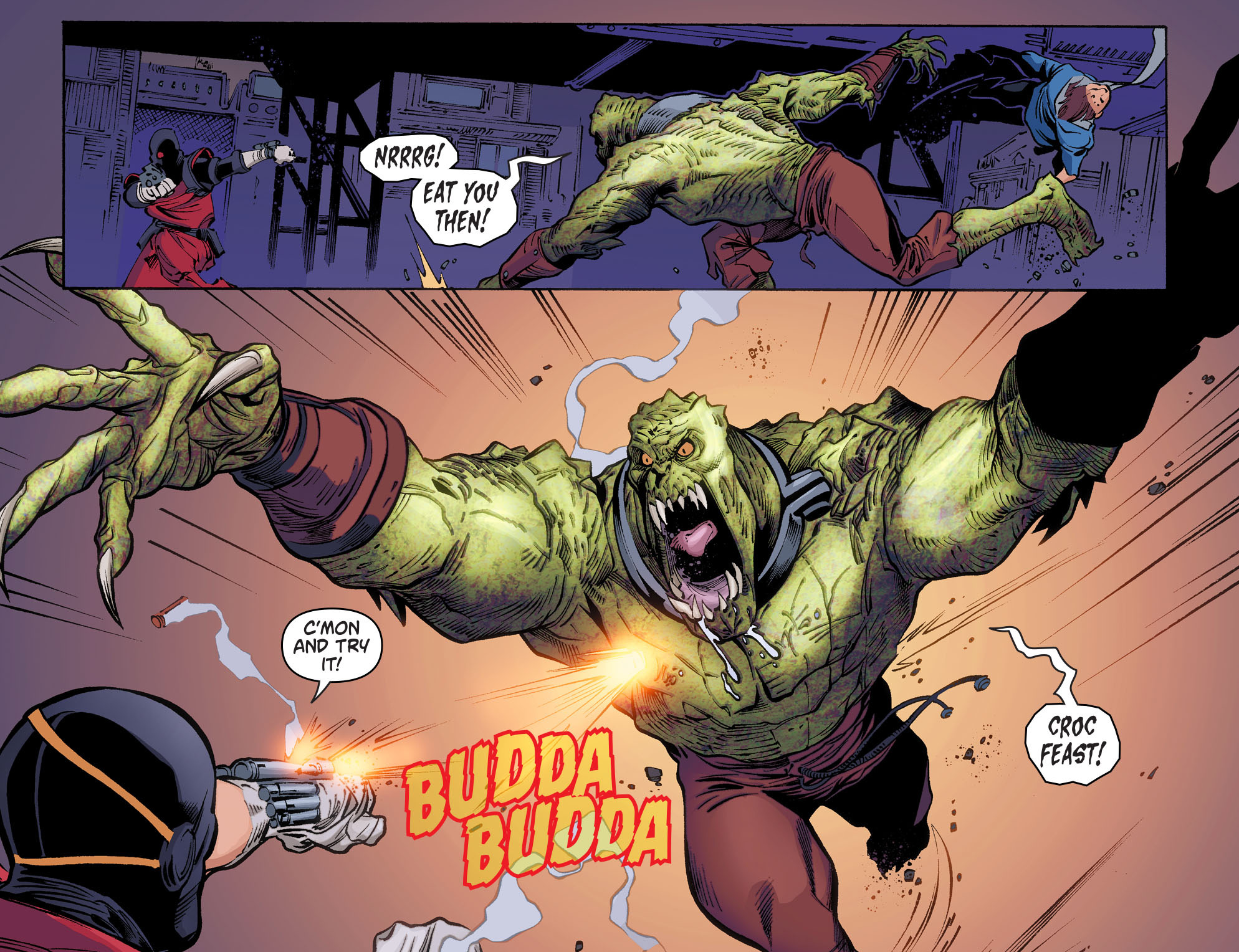 Batman: Arkham Knight [I] Issue #23 #25 - English 12