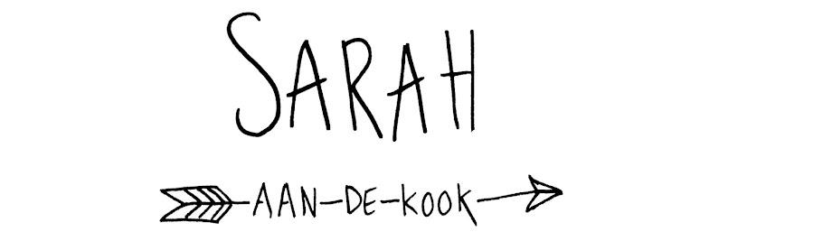 Sarah aan de Kook
