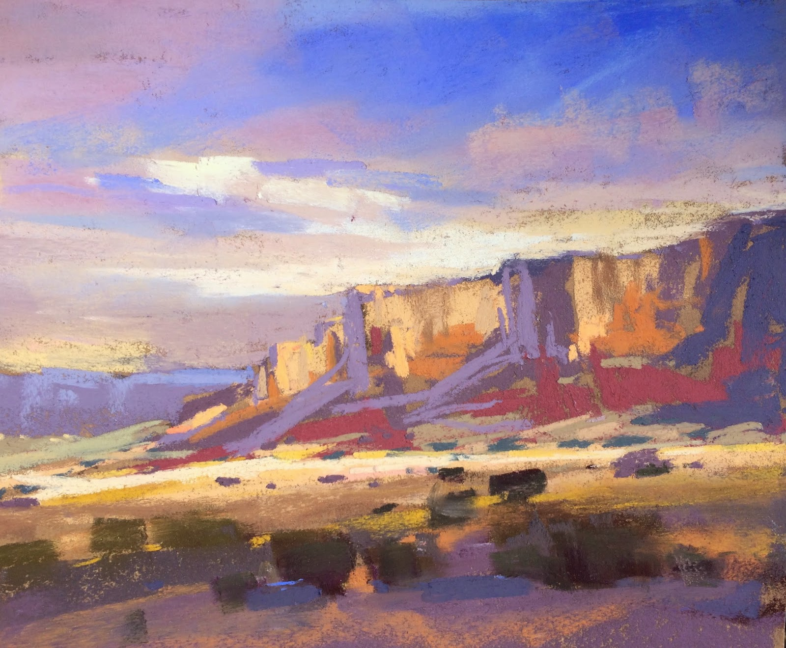 Superb Top Places And Paintings Of 2014....Abiquiu. U0027