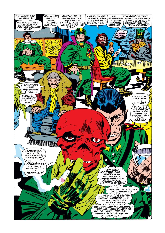 Captain America (1968) Issue #104 #18 - English 8