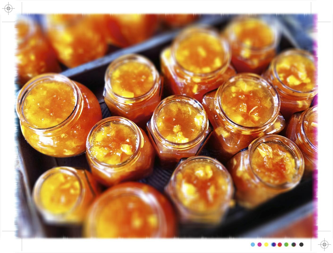 Toast: Seville Orange Marmalade
