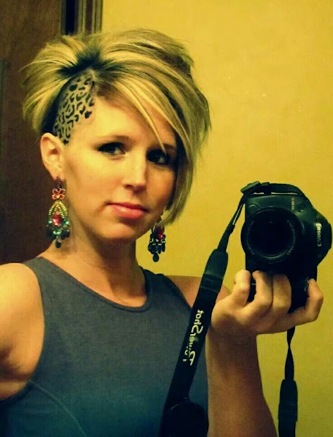 leopard hairstyles
