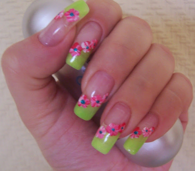 snazzy summer nails art 2014-2015http nails-side