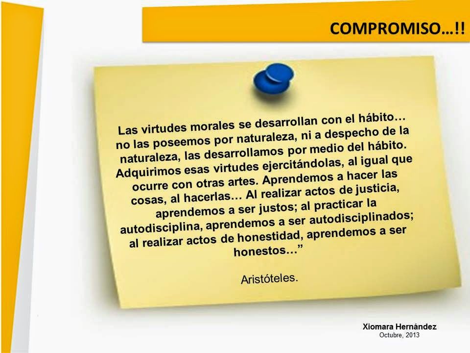 Compromiso...
