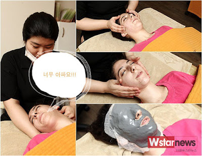 Parisienne Nawel`s Korea Beauty Experience – Yakson House Golki Therapy