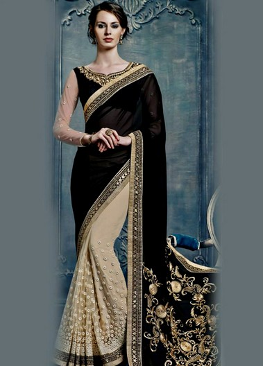 Indian Party Wear 2015 Saree Collection