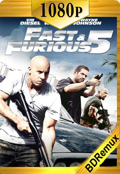Rápido y furioso 5in Control (2011) Extended Edition Remux [1080p] [Latino] [GoogleDrive]