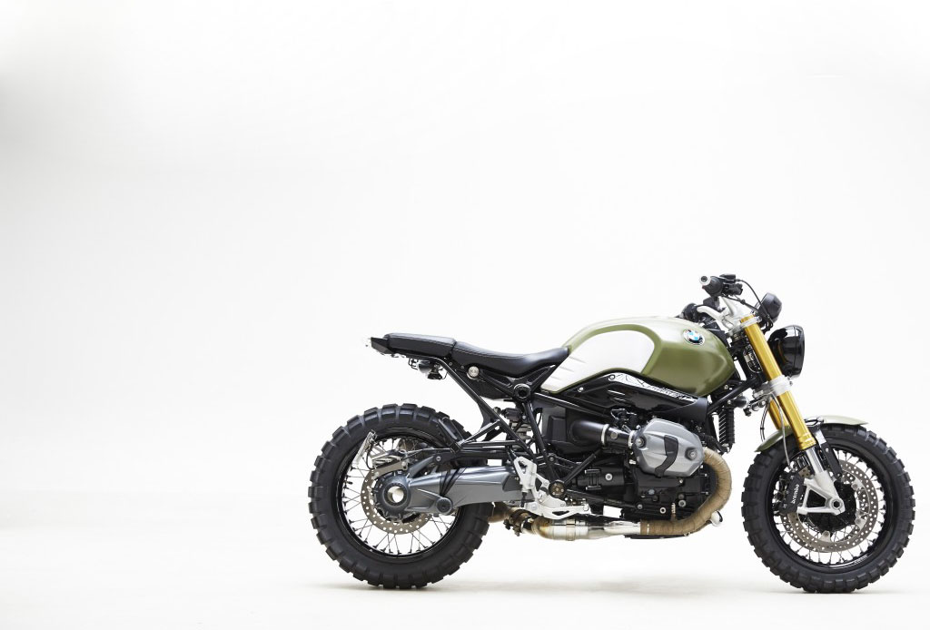 Racing Caf 232 Bmw R Ninet Quot Scrambler Quot By Thomis Motorcycles