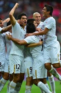 Hasil Dan Video Meksiko vs Jepang 3-1 Olimpiade London 8 Agustus 2012