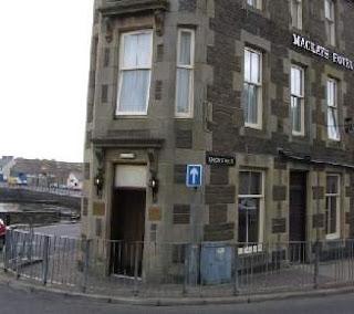 Ebenezer Place, Skotlandia