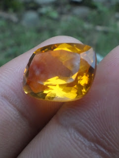 Natural Yellow Citrine