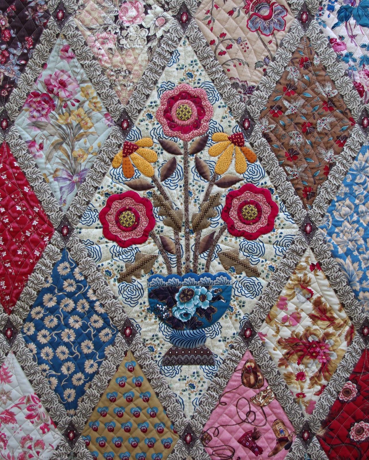 how to make a jane austen quilt