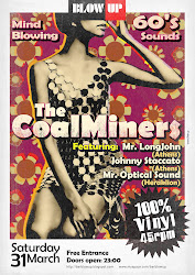 THE COALMINERS AT BLOW UP HERAKLION