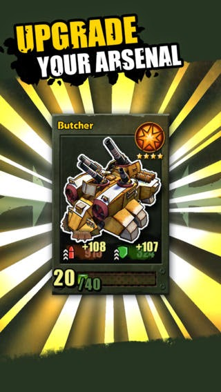 screenshot 4 Base Busters™ v1.1.1