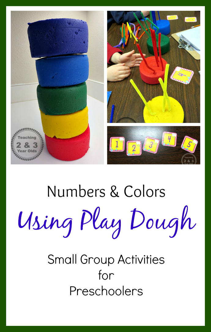 preschool small groups