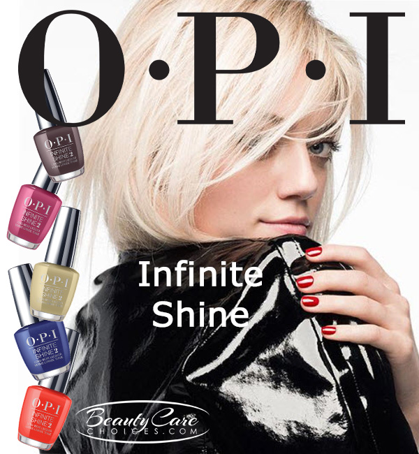 OPI Infinite Shine!