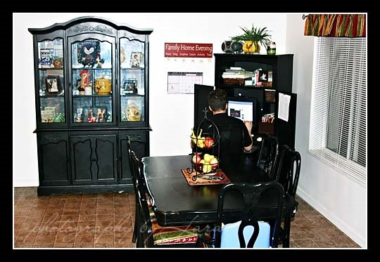 I Have Always Stored All Of The Board Games/puzzles/card Games In The  Cupboards Of The Hutch. It Is Practical, Because We Usually Play Them At  The Dining ...