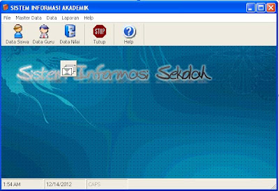 Toolbar Menu Icon pada vb6