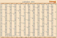 DOWNLOAD CALENDARIO DELL'ANNO 2015 IN PDF GRATIS DA STAMPARE