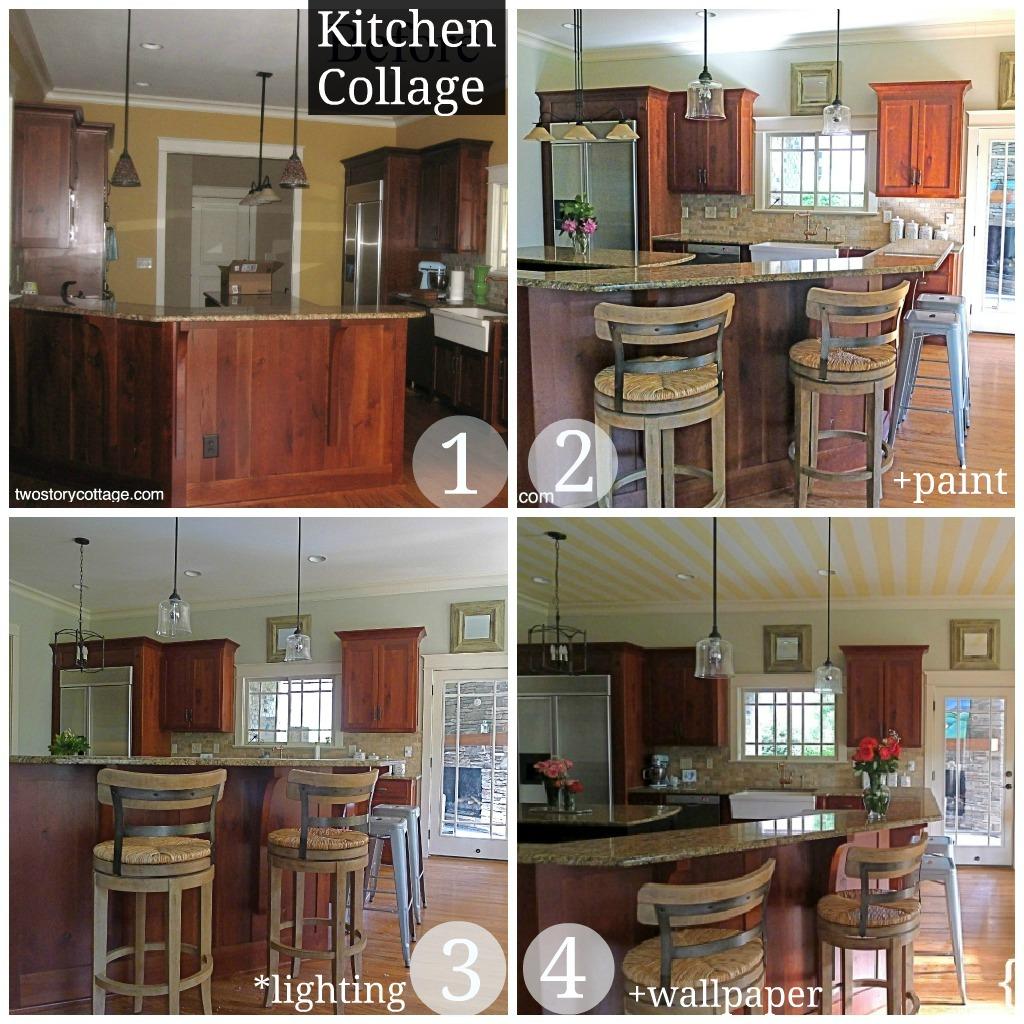 Kitchen wallpaper stripes - Kitchen Wallpaper Stripes 48