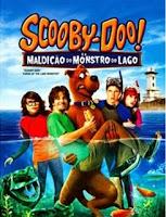 DVD Scooby Doo e a Maldição do Monstro do Lago em promoção
