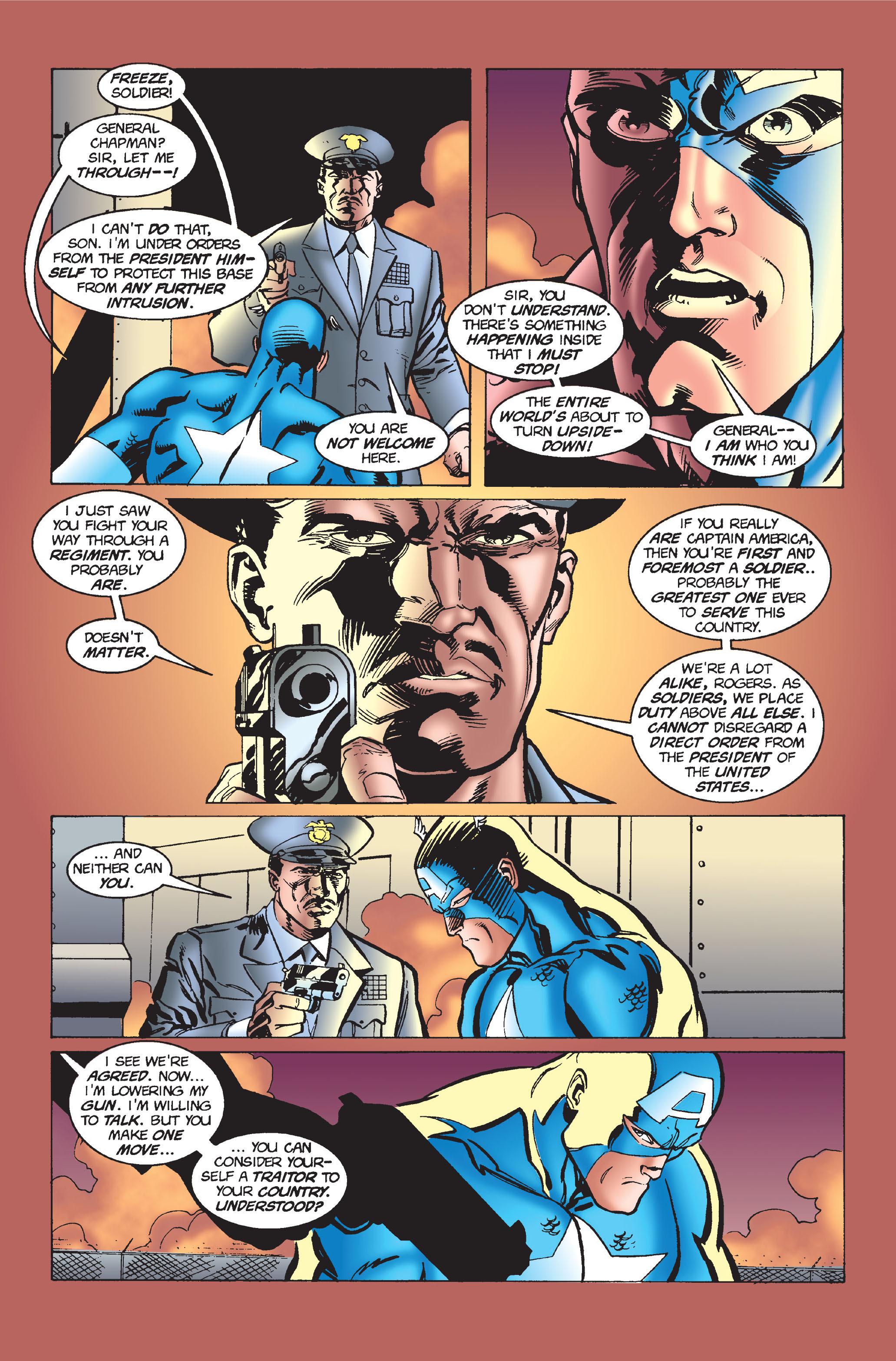 Captain America (1968) Issue #446 #400 - English 19