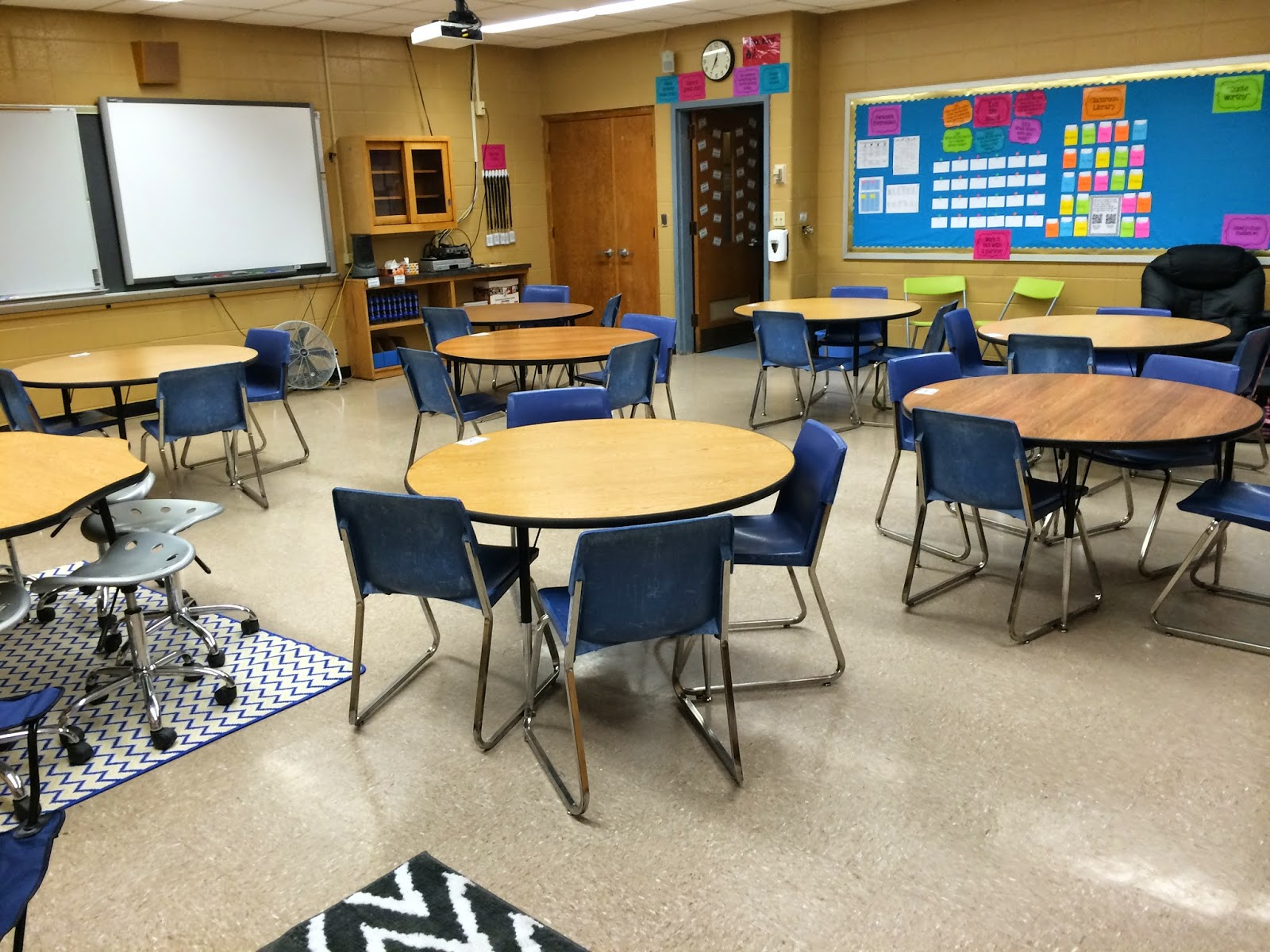 Classroom Ideas For Middle School : Middle school teacher to literacy coach organizing a