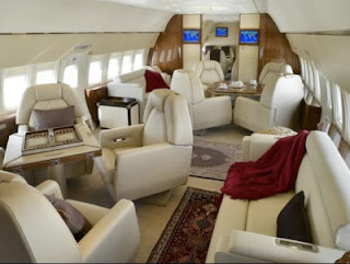 Top Ten Private Jets Owned By Wealthy Nigerians How Much They Cost  Welcome