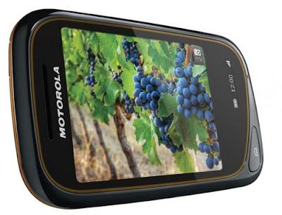 new Motorola Wilder