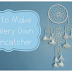 How to Make You Very Own Dreamcatcher