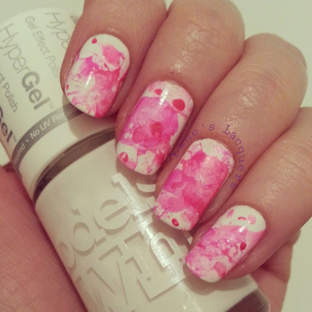 models-own-china-glaze-splatter-manicure