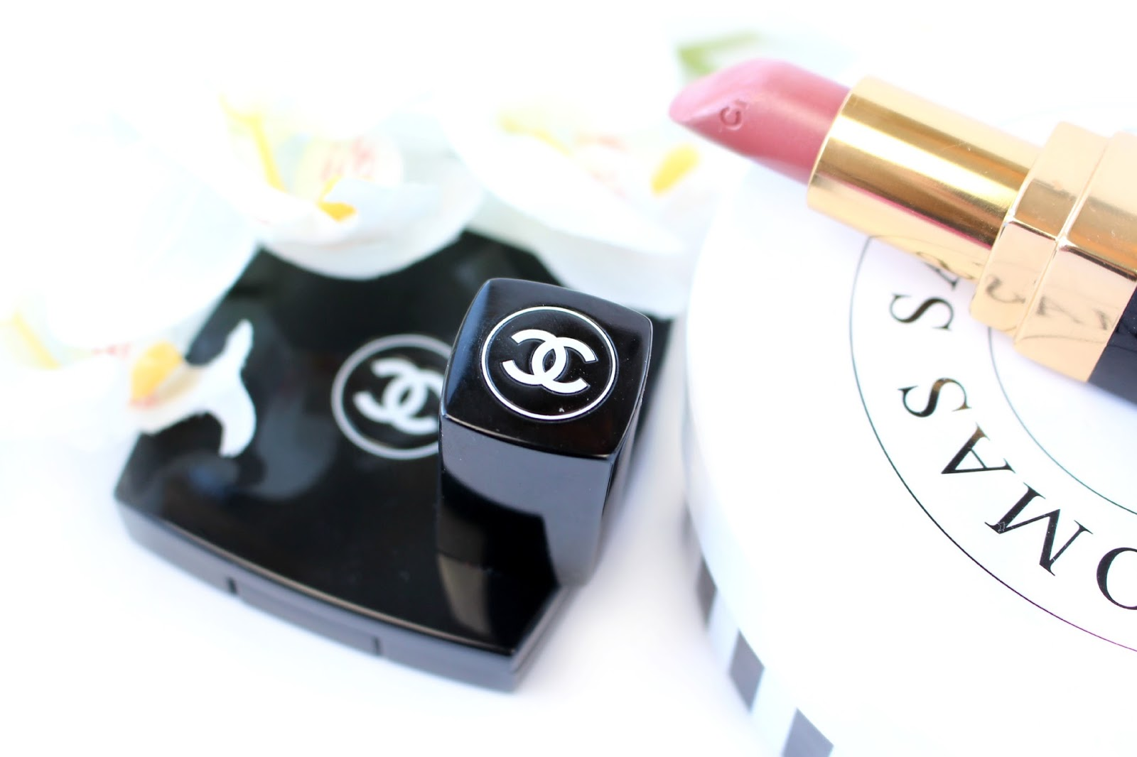 Chanel Rouge Coco Lipstick Cecile