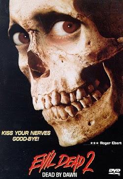Ma Cây 2 - Evil Dead II (1987) Poster