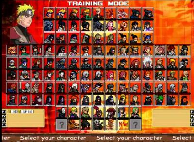 Naruto Mugen Pc Game