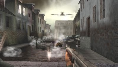 Download Call Of Duty Roads To Victory PSP
