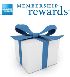 American Express, Membership Rewards, Gift, Logo
