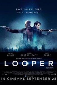 Poster original de Looper